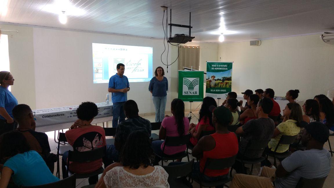 SENAR-Rio em parceria com a indústria Rica Alimentos, inicia a terceira turma de Aprendizagem em Rio Claro