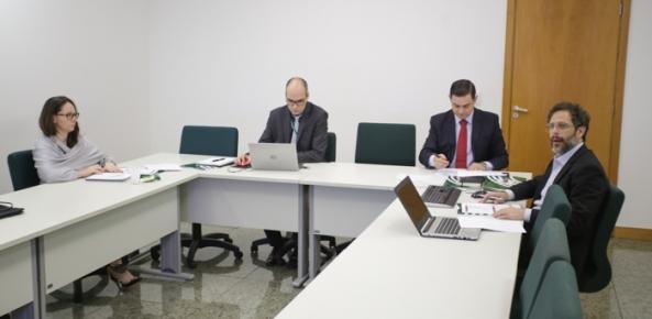 Grupo Técnico da CNA discute Reforma Tributária com Federações