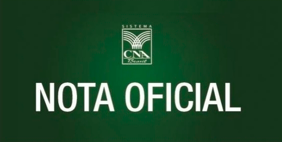 Sistema CNA publica Nota de Repúdio contra aumento da carga tributária